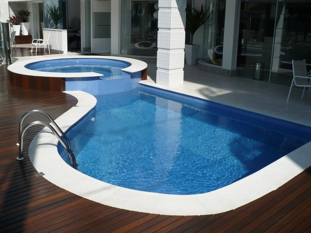 Piso de piscina revestimento ciment cio - Formas de piscinas ...